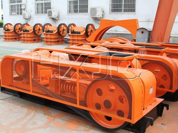 teech roll crusher